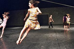 Michèle Anne de Mey, Sinfonica Eroica, Théâtre de la Ville