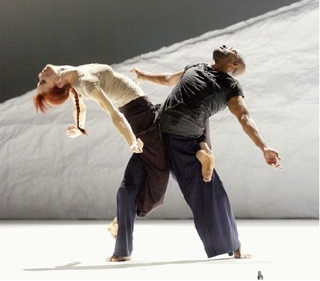 Sacred Monsters, Silvie Guillem et Akram Khan